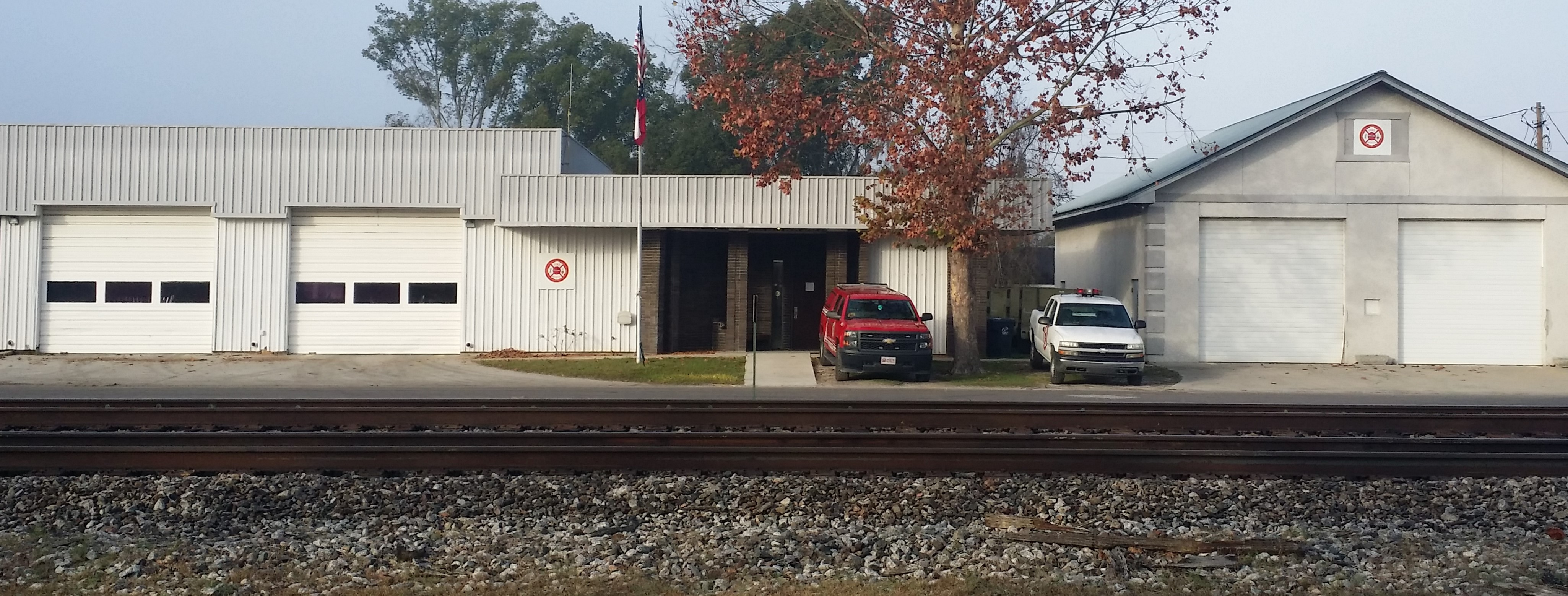 Folkston Fire Station 1